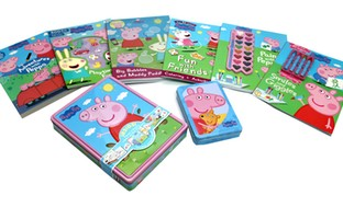 Peppa Pig Mega Collection (8-Piece)