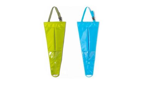 Funda de paraguas para coche disponible en 2 colores