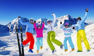 SCUOLA ITALIANA SCI SPIAZZI- SPIAZZI DI GROMO: 2 ore di lezione di sci o snowboard per una o 2 persone da Scuola Italiana Sci Spiazzi (sconto fino a 72%)