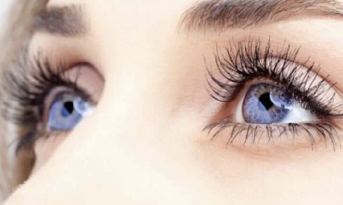 Half or Full Set of Eyelash Extensions at TT Lashes (Up to 55% Off). Five Options Available.