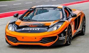 European Race Events: 2, 3 oder 4 Highspeed-Special-Runden im Rennwagen selber fahren mit European Race Events (bis zu 82% sparen*)