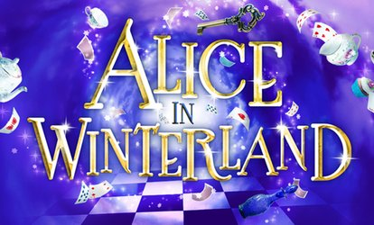 image for Alice in Winterland, 7 - 14 December, Rose Theatre Kingston (Up to 33% Off)