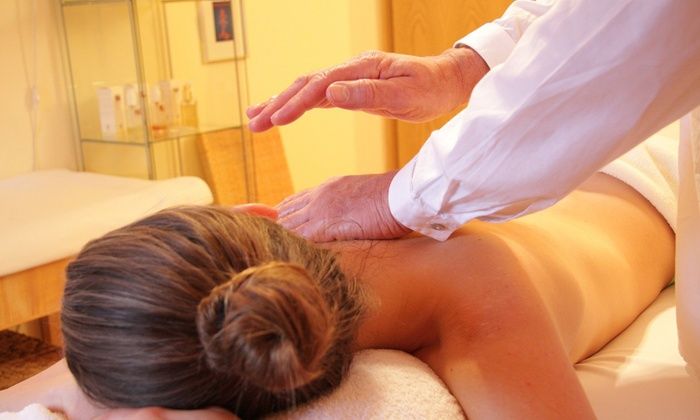 Alchemy4Humanity - Ville-Marie District: One or Two Massages or One BioMagnetic Balancing Session at Alchemy4Humanity (Up to 66% Off)