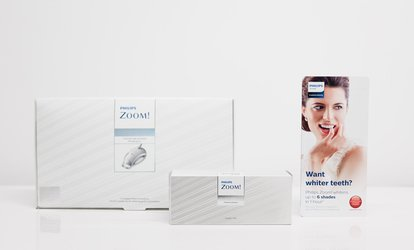 image for One-Hour Philips Zoom! Laser Teeth Whitening Inclusive of Consultation at Covent Garden Aesthetic Clinic (Up to 76% Off)