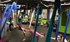 Steel Fitness Riverport - South Bethlehem: Four or Eight Antigravity Fitness Classes at Steel Fitness Riverport (Up to 76% Off)