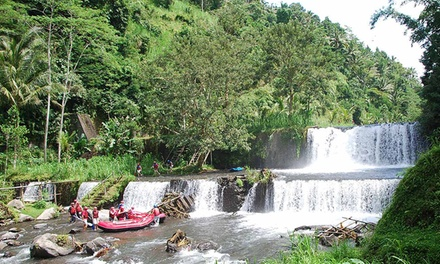Bali: Telaga Waja River Rafting Adventure For Up to 5 People with Bali Sun Tours