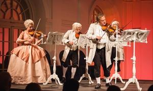 """Berliner Residenz Konzerte: Vivaldis """"Die 4 Jahreszeiten"""" inkl. Dinner ab Januar 2018 im Schloss Charlottenburg (30% sparen)"""