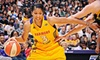 Los Angeles Sparks - Downtown Los Angeles: Los Angeles Sparks Game with Postgame Gospel Concert at Staples Center (Up to 58% Off). Two Seating Options Available.