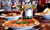 Nick's Italian Restaurants - Multiple Locations: $20 for $40 Worth of Italian Food and Drinks at Nick's Italian Restaurants