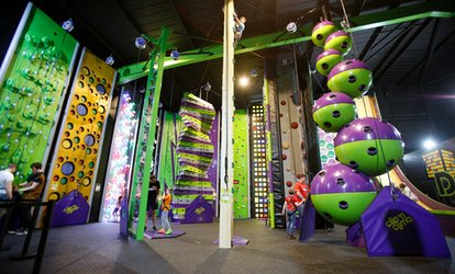 image for 90-Minute Clip And Climb Session for Up to Four at Clip N Climb Chester (Up to 40% Off)