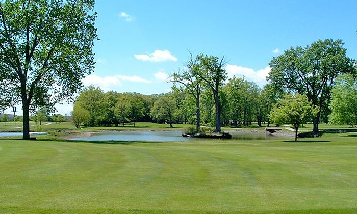 FOSS PARK GOLF CLUB - North Chicago: Round of Golf with Cart Rental and Voucher for Food for One, Two, or Four at Foss Park Golf Club (Up to 50% Off)