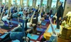 Up to 90% Off at Dharma Yoga Center