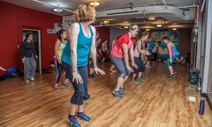 Dance Fitness with Lizy: 10 or 20 Zumba Classes or One Month of Unlimited Zumba Classes from Dance Fitness with Lizy (Up to 54% Off)