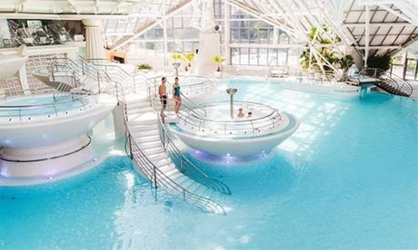 Andorra: habitación doble para 2 personas con opción a desayuno, ruta en quad y/o acceso a spa en Caldea en Hotel Sucara Oferta en Groupon