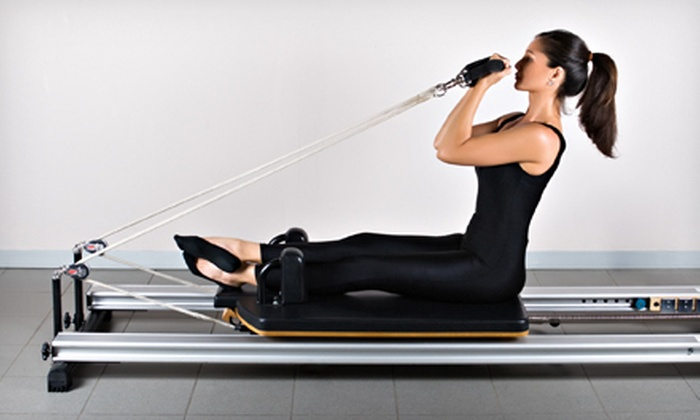 Proper Pilates - Hendersonville: Five Group Classes or One Private Lesson at Proper Pilates (Up to 67% Off)