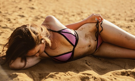 One or Three Brazilian Waxes at Waxed and Bronzed (Up to 42% Off) 65705242-3ec0-4a2c-ad5e-d6a3eeb7a7aa