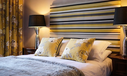 Edinburgh: 1 or 2 Nights for Two with ScottishBreakfast at Ben Cruachan