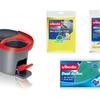 Vileda Wring Spin Mop Cleaning Bundle