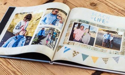 Custom Hardcover Photo Book from York Photo