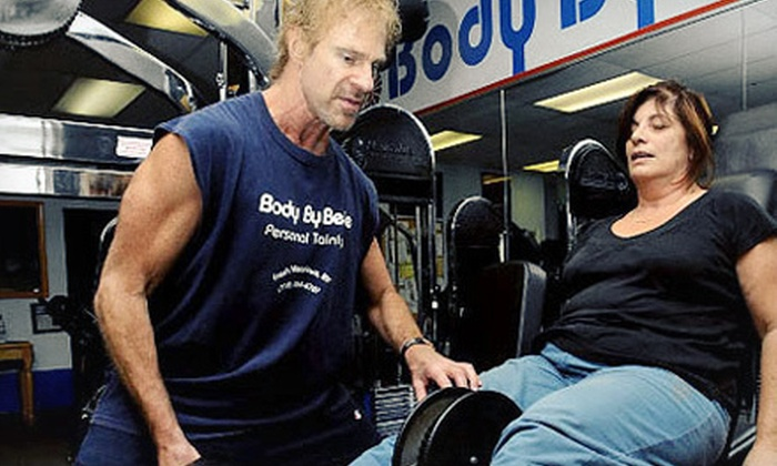 Body By Berle - Multiple Locations: $25 for Two Private Personal-Training Sessions at Body By Berle ($50 Value)