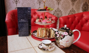 Best Western Great London Hotel - Non Accomodation: Afternoon Tea for Two or Four at Best Western Great London Hotel