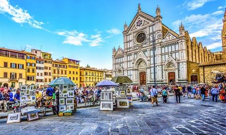 Florencia: estancia en habitación doble o twin para 2 personas con desayuno o media pensión en Hotel Autopark