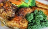 City Grille - Manassas: American Dinner with Appetizers, Entrees, and Dessert for Two Or Four at City Grille in Manassas (Up to 55% Off)