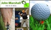 Hit It A Mile - John Marshall - Crooked Creek: $40 for a One-Hour Private Golf Lesson at Hit It A Mile with John Marshall ($80 Value)