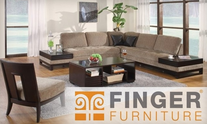 Finger Furniture - Greater Eastwood: $49 for $200 Worth of Home Furnishings and Accessories at Finger Furniture
