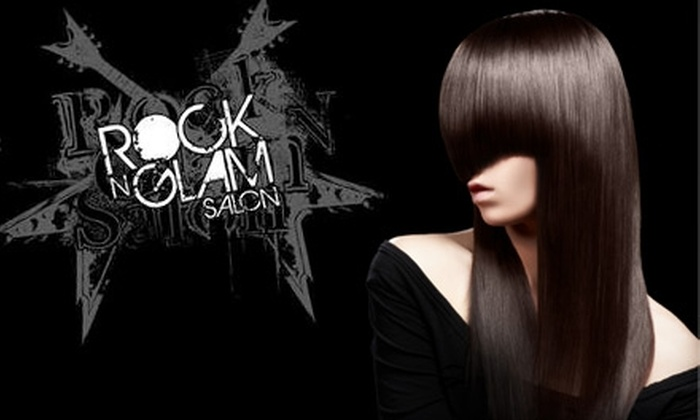 Rock N Glam Salon and Tanning - Madison: Up to 51% Off Services at Rock N Glam Salon and Tanning. Choose from Three Options.