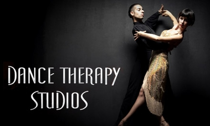 Dance Therapy Studios - Brookland: $18 for Three Latin Dance Classes from Dance Therapy Studios ($36 Value)
