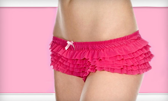 eUndies.com: $12 for $25 Worth of Women's Underwear and Sleepwear from eUndies.com