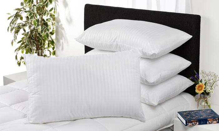 6 Downland Bedding Sleep Pillows ... 69446a59d5