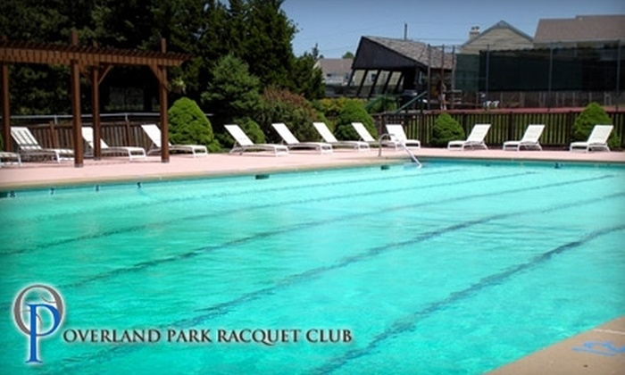 Overland Park Racquet Club - Overland Park: Three-Month Membership at Overland Park Racquet Club. Choose Between Two Options.