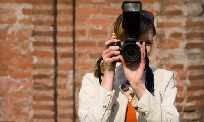 Fort Worth Camera - Linwood: $25 for a Digital-Camera Class and $20 Credit for Prints and Gifts at Fort Worth Camera ($50 Value)