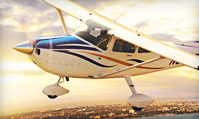 Jacobs Flight Services - Clewiston: $99 for a Scenic Flight Experience for One from Jacobs Flight Services in Clewiston ($200 Value)