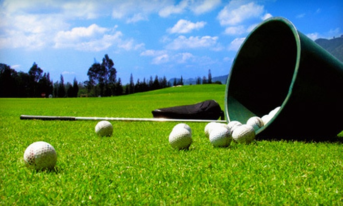 Family Golf Center - Bell Trace Drive: $10 for Two Large Buckets of Range Balls at Family Golf Center ($20 Value)