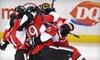 Ottawa Senators - Stittsville - Basswood: Ottawa Senators Game-Day Package at Scotiabank Place (Up to Half Off). Five Options Available.