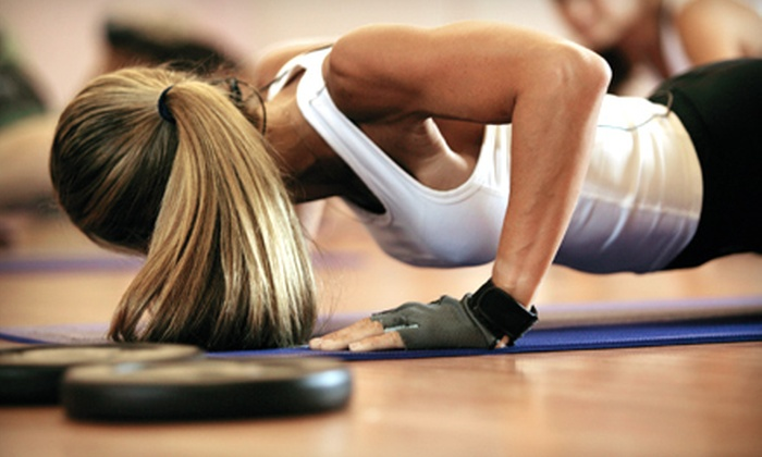 N-10sive Boot Camp - South Salt Creek: $49 for One Month of N-10sive Boot Camp ($126 Value)