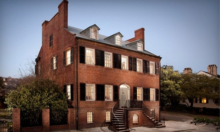 Davenport House Museum - Savannah: $8 for Two General-Admission Tickets to the Davenport House Museum (Up to $16 Value)