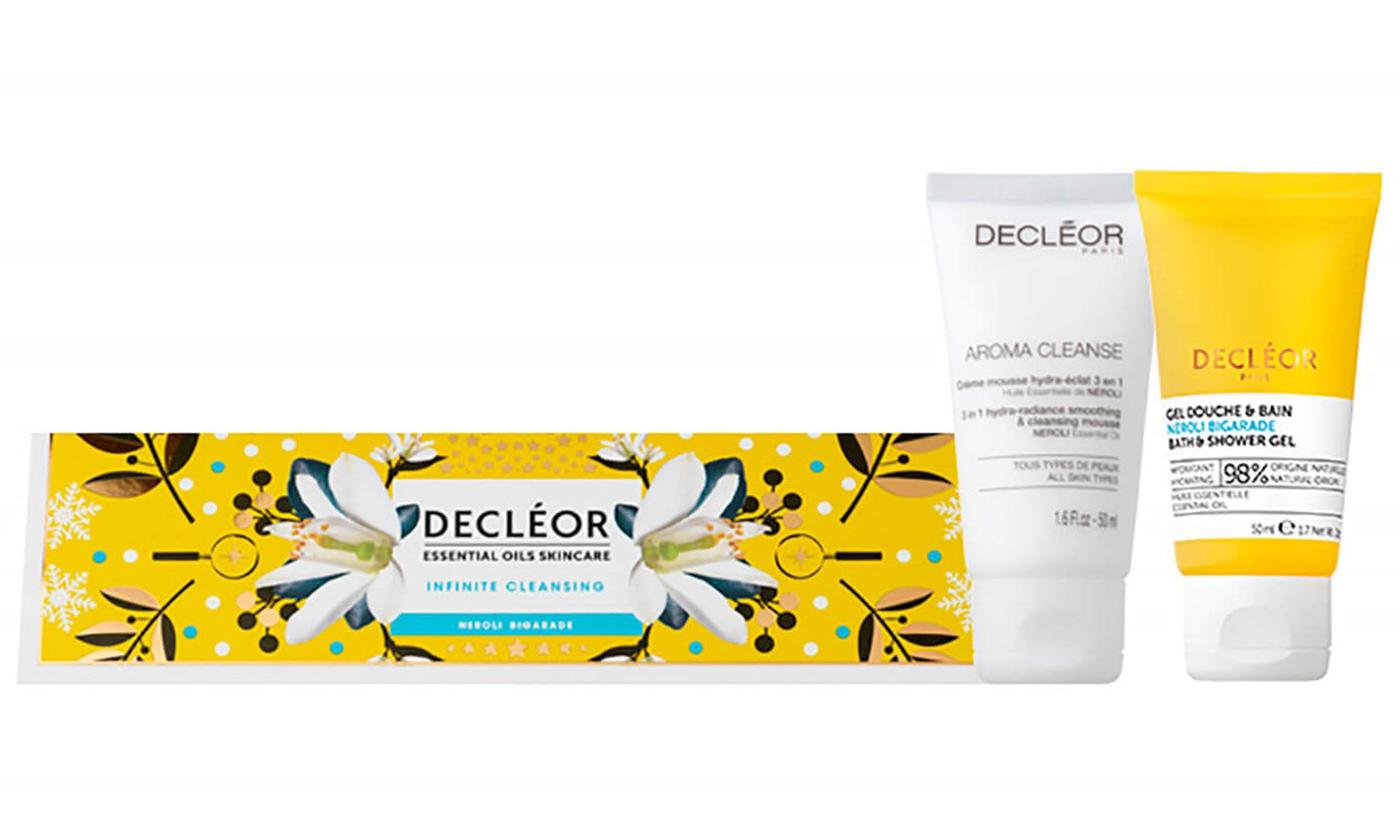 Decleor Neroli Bigarade Cleansing Mouse and Bath and Shower Gel Gift Set