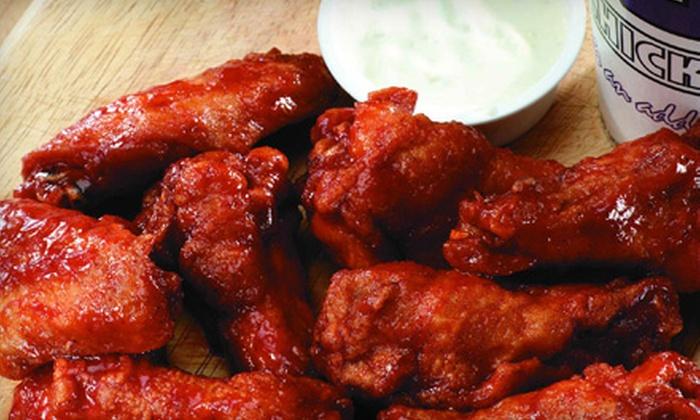 Cluck-U Chicken - Somerville: $12 for Fried Chicken Dinner for Three at Cluck-U Chicken in Somerville ($25.95 Value)