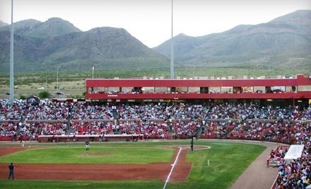 El Paso Diablos: 2 General-Admission Tickets - El Paso Diablos in El Paso