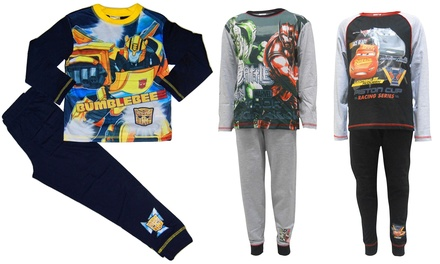 Kids Novelty Pyjamas