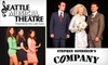 """Seattle Musical Theatre - View Ridge: $15 Ticket to """"Company"""" by Seattle Musical Theatre ($30 Value). Buy Here for Friday, February 26, at 8 p.m. Click Below for Additional Dates and Times."""