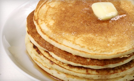 $20 Groupon (Valid Monday-Friday) - The Pancake Place in Green Bay