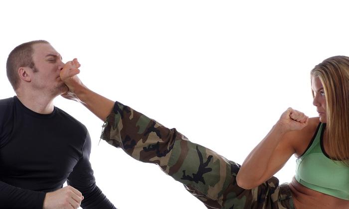 Krav Maga Experts - Union Square: 3 or 5 Krav Maga Classes or One Month of Unlimited Classes at Krav Maga Experts at Union Square (Up to 84% Off)