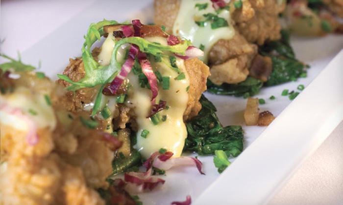 Silo Elevated Cuisine & Bar - Terrell Heights: $20 for $40 Worth of Upscale Elevated Cuisine at Silo Elevated Cuisine & Bar
