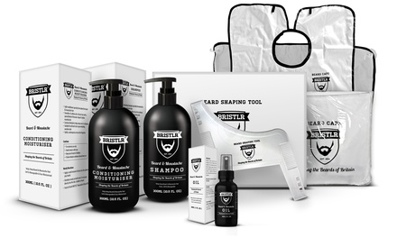 Bristlr Premium Beard Care for Men