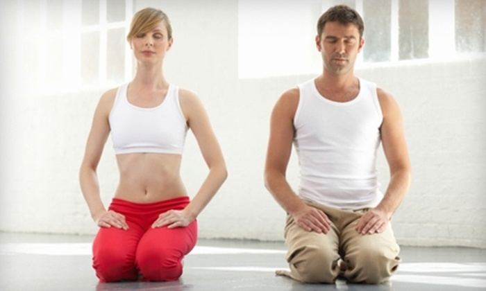 Sacred i Yoga - Park Hill: $29 for a Five-Class Pass at Sacred i Yoga ($65 Value)